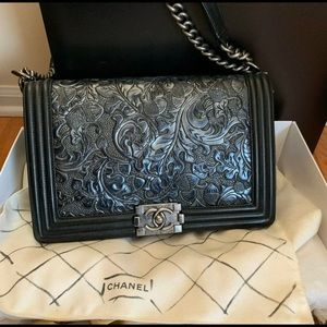 Chanel Cordoba Boy Bag